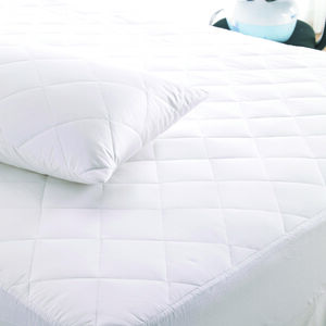 QUILTED SINGLE Mattress Protector