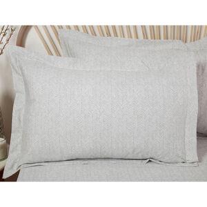 Statham 300 Threadcount Oxford Pillowcase Pair
