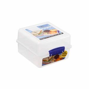 Klip It Airtight Lunch Cube Clear