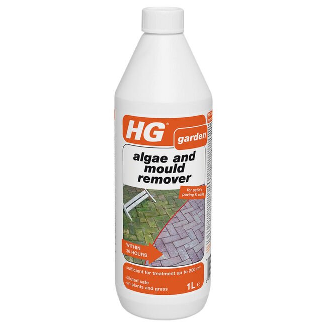 HG Algae and Mould Remover 1L