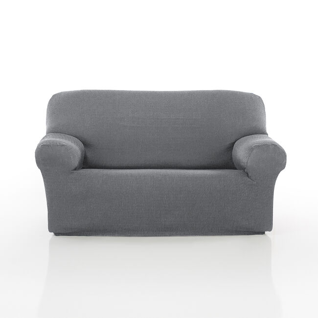Easystretch 2 Seater Sofa Cover - Light Grey