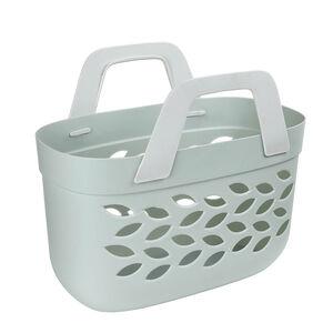 Ezy Storage Flexi Fleur Basket 30L - Pistachio