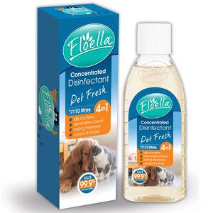 Floella Concentrate Disinfectant Pet Fresh