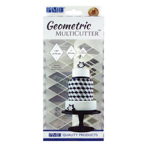 PME Diamond Geometric MultiCutter