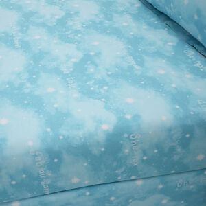 FABAUSAURAS Junior Bed Fitted Sheet
