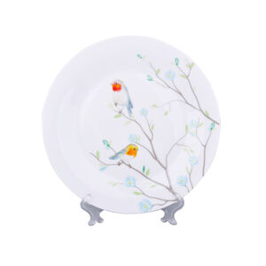 Millie & May Bird Dinner Plate