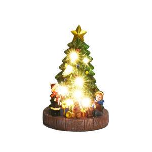 Lightup Christmas Tree with Kids