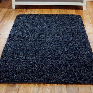 ELSA SHAGGY PLAIN 120x170cm Charcoal