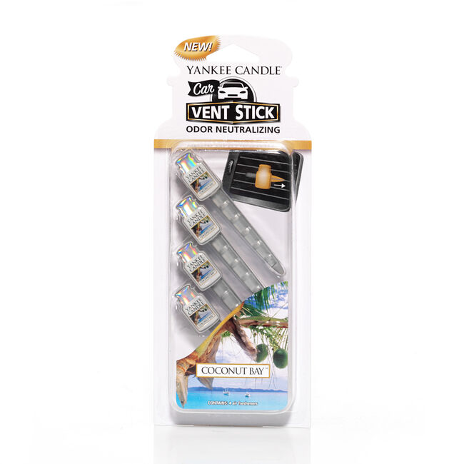 Yankee Candle Coconut Bay Vent Sticks