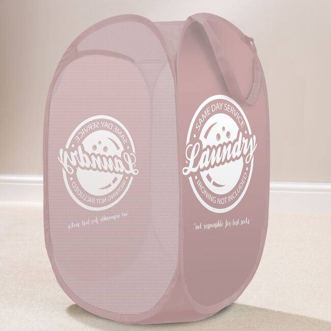 Pop Up Laundry Hamper