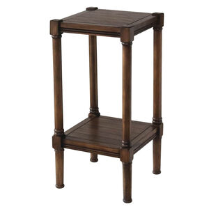 Henley Aged Brown Plant Stand