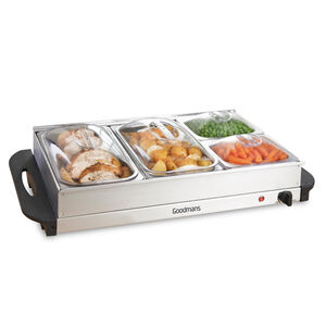 Goodmans Buffet Server Dual Purpose With Hotplate