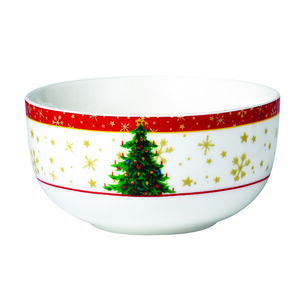 Love Christmas Xmas Tree Bowl