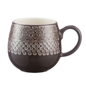 Mason Cash Impressions Brown Mug