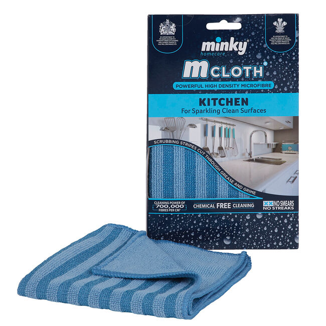 Minky M Kitchen Cloth