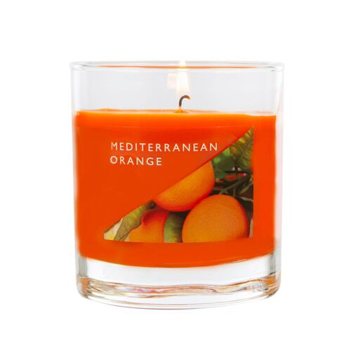 Wax Lyrical Mediterranean Orange Medium Jar