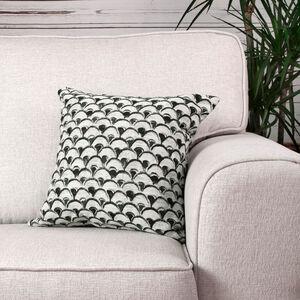 Aoife Fans Green Cushion 45cm x 45cm