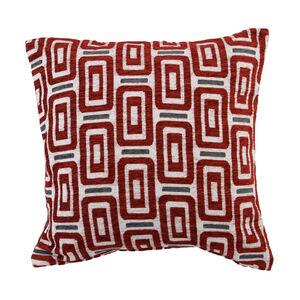 John Red Cushion 45cm x 45cm