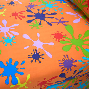 MONSTER MANIA Junior Bed Fitted Sheet