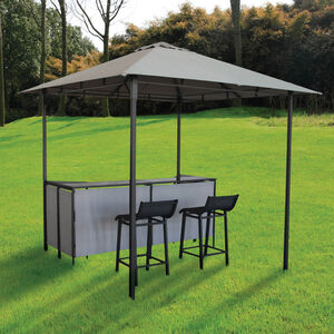 Bar Stool Gazebo Set