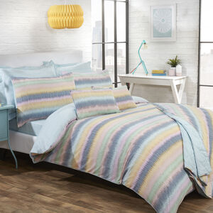 Rhythm Strip Duvet Cover