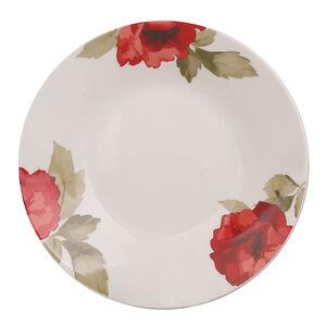 Abney & Croft Poppy Dinner Plate