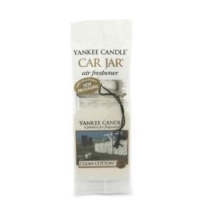 Yankee Candle Clean Cotton Car Jar