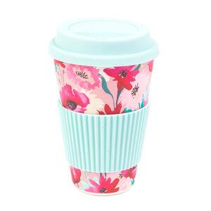 Flori Bamboo Sippy Mug