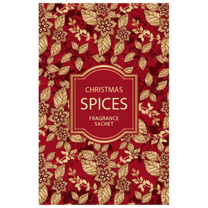 Christmas Spices Fragrance Sachet