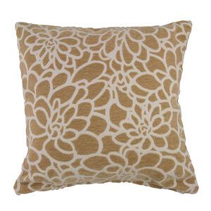 Katie Floral Natural Cushion 45cm x 45cm