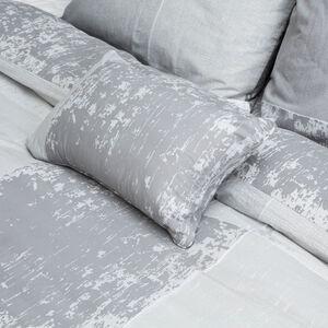 Hayes Charcoal Cushion 30cm x 50cm