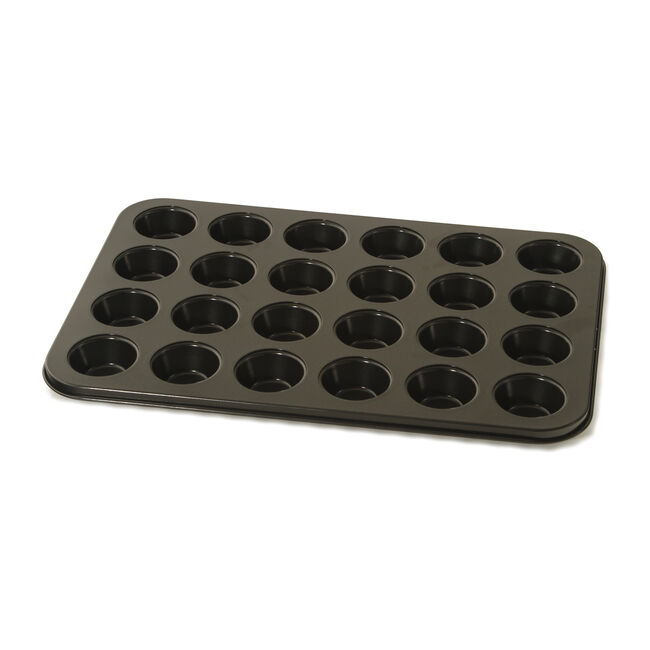 Bakers Select Mini Muffin Pan 24 Cup