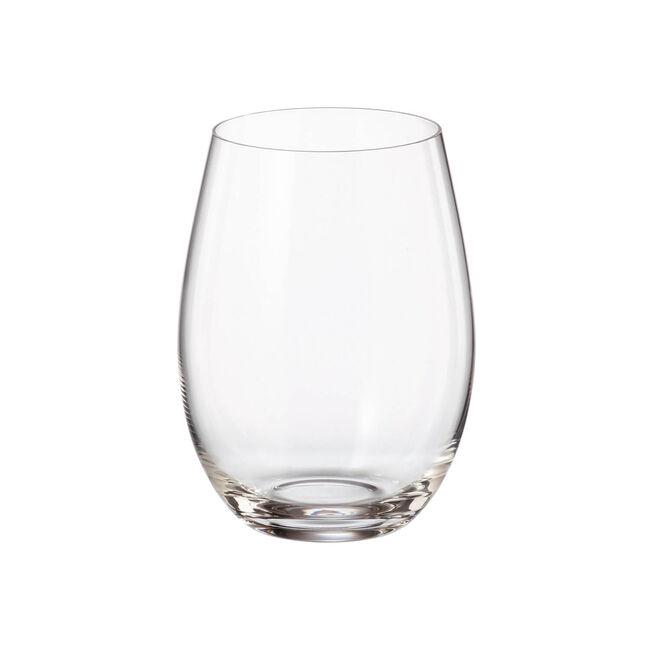 Bohemia Pollo Stemless Wine Glasses