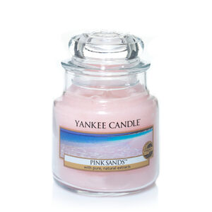 Yankee Candle Pink Sands Small Jar