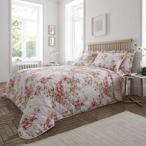 Patricia Bedspread 200x220cm - Blush