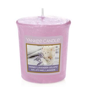 Yankee Honey Lavender Gelato Votive