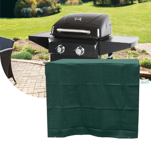 Deluxe 2 Burner Gas BBQ Cover 380GSM