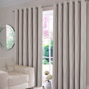 GEO LATTE 90x90 Curtain