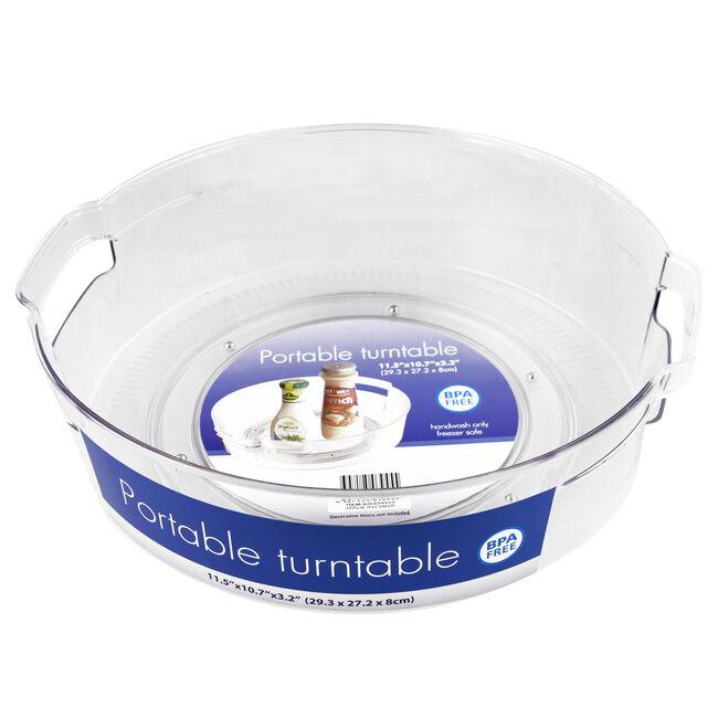 Fridge & Freezer Turnable Plate