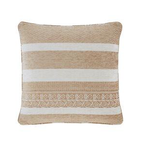 Isla Geo Gold Cushion 45cm x 45cm