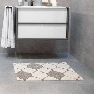 Trellis Natural Bath Mat 50x80cm