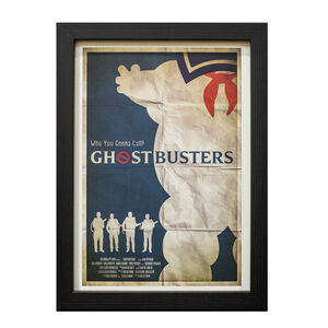 Ghost Busters Poster Cult Art 35cm x 46cm
