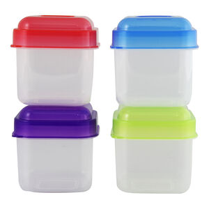 Mini Portion Packers Set of 4
