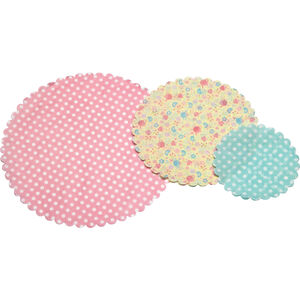 Sweetly Does It Paper Doilies Set 30Pc