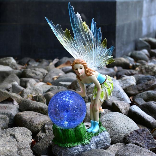 Colour Changing Solar Fairy Light