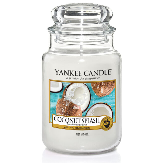 Yankee Candle Coconut Splash Large Jar