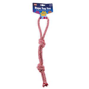 Trevs Toys Rope Tug Toy