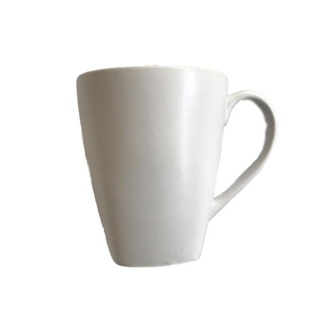 Abney & Croft Square Linen Mug