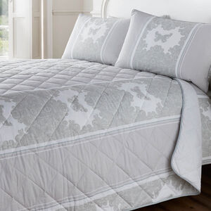 Delicate Secrets Natural Bedspread