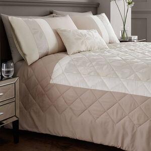 Hilary Ivory Bedspread 220cm x 230cm